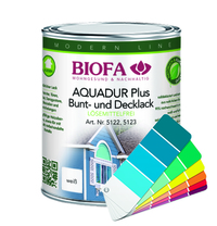 AQUADUR Plus Buntlack, lösemittelfrei